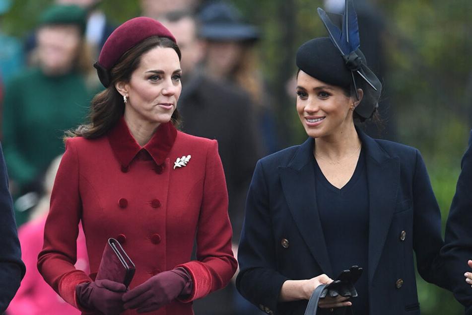 Wie gut verstehen sich Kate und Meghan wirklich?