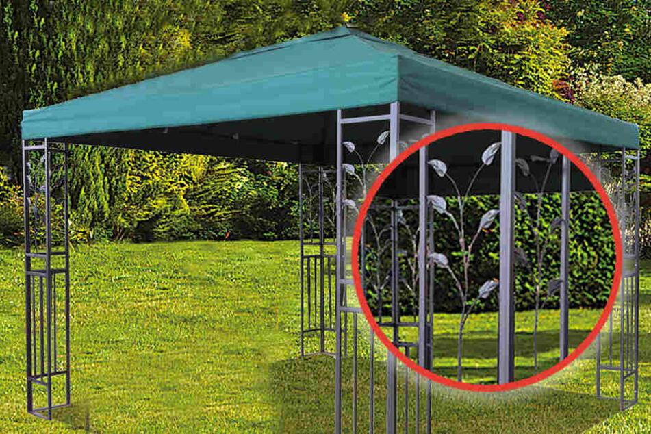Pavillon Robust Set : Schnell zuschlagen pavillon für nur euro