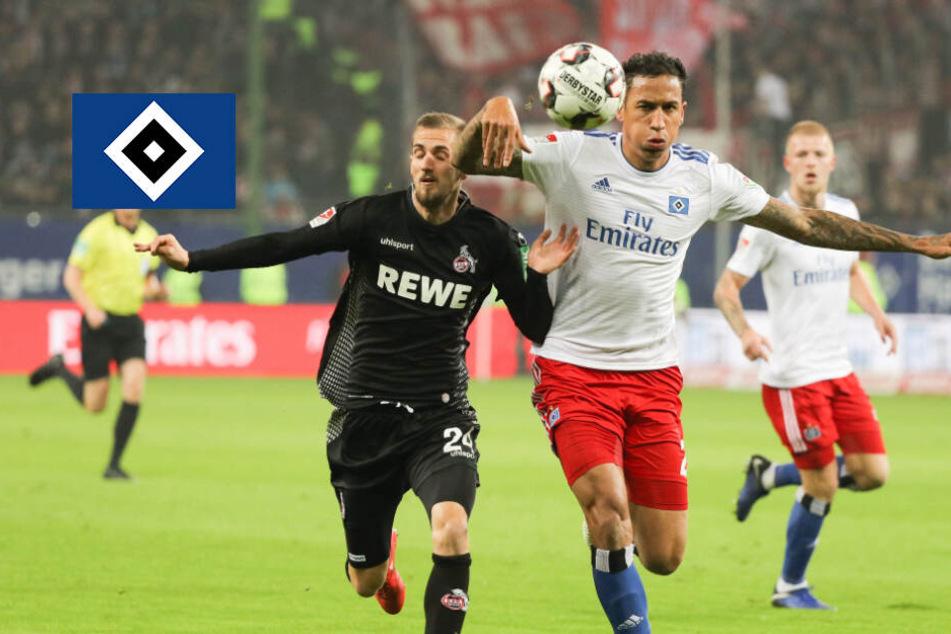 Kauf statt Trennung: HSV will an Leihspieler festhalten