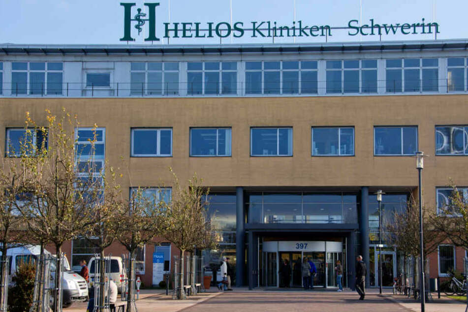 Die Helios Kliniken Schwerin setzen nun auf Pflegekräfte aus Mexiko. (Archivbild)