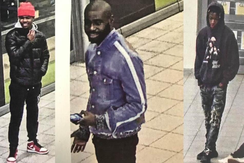 Sie schlugen einen Mann am Bahnhof brutal zusammen: Wer kennt diese Schläger?