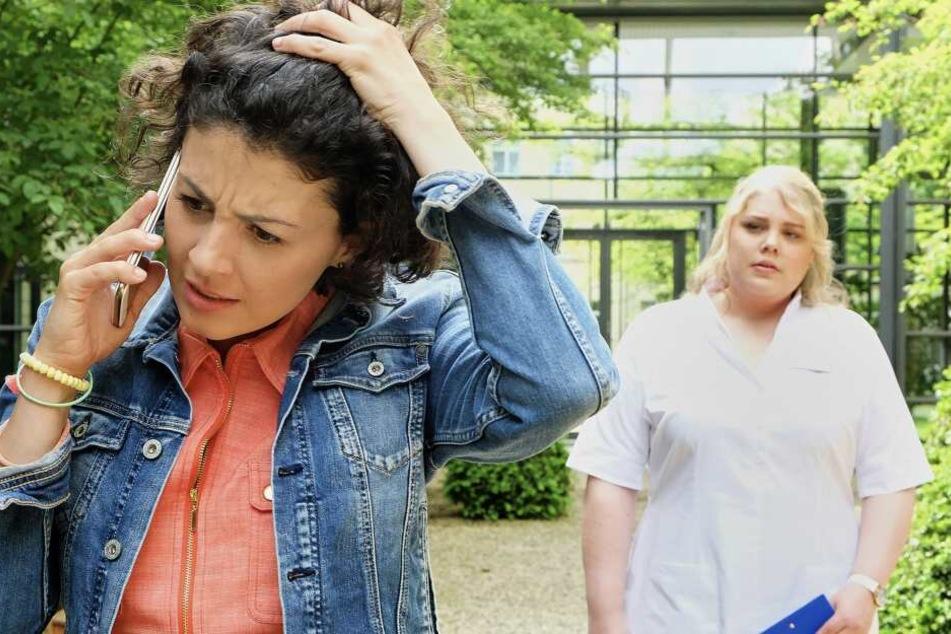 Schwester Miriam erfährt, dass Rieke Machold anscheinend bereits in einer Beziehung lebt.