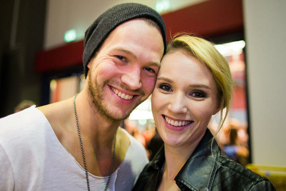 Marvin Albrecht und Anna Hofbauer waren fast drei Jahre lang ein Paar. Für ihn zog die Blondine von Berlin nach Düsseldorf.