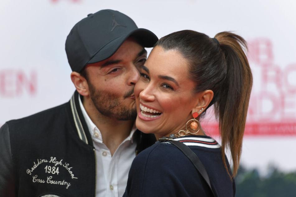 Jana Ina und Giovanni Zarella sind seit 2005 verheiratet.