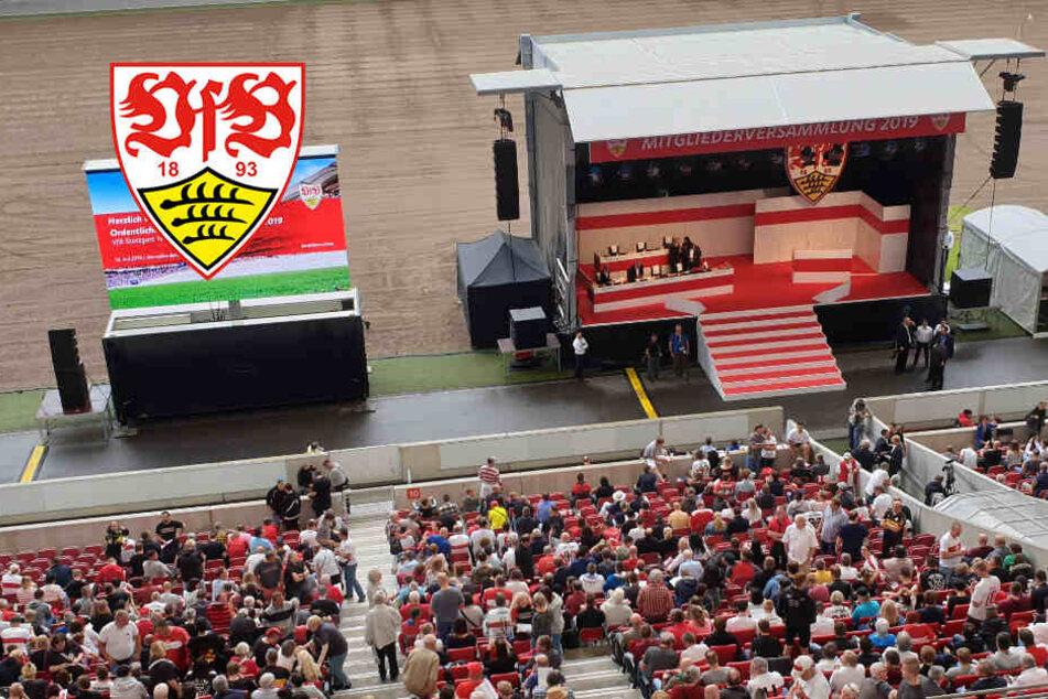 Termin für Mitgliederversammlung im Dezember: So gehts weiter beim VfB