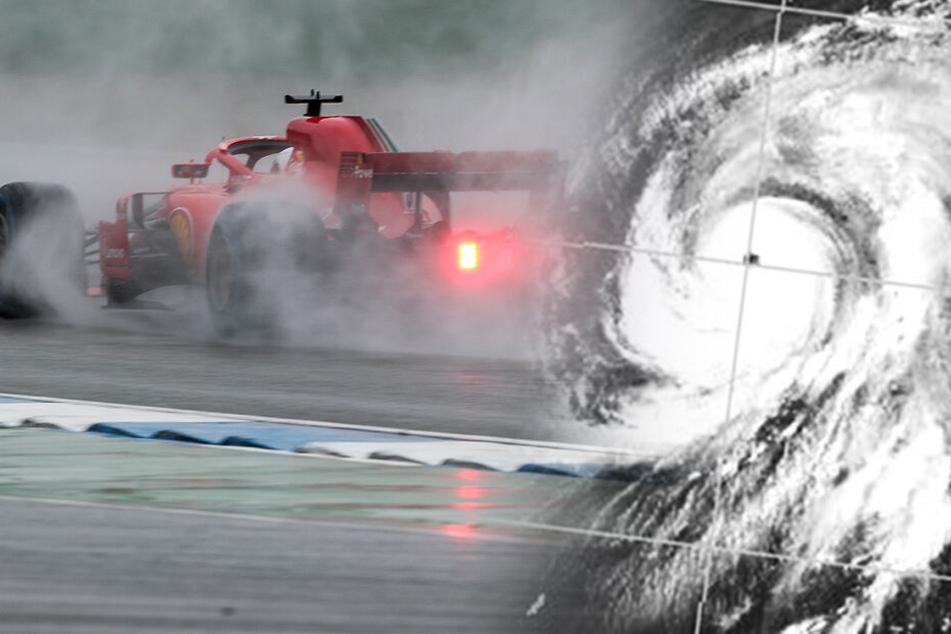 Taifun-Alarm vor Formel-1-Rennen: Droht das Chaos in Suzuka?