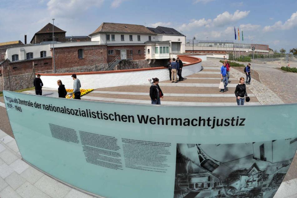 1400 Tote: Torgau erinnert an Schreckensjahre