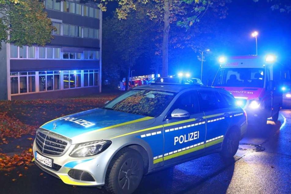 Die Polizei fasste eine Gruppe illegal nach Sachsen gebrachter Menschen. (Symbolbild)