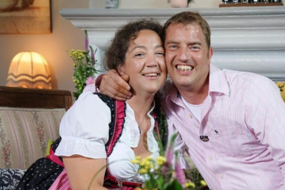 Nadine (41) und Benny (42): Wird das was mit der großen Liebe?