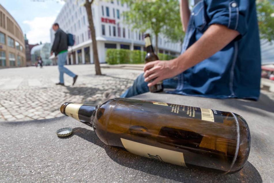 Auch Montags zwischen 9 und 18 Uhr darf auf den folgenden Plätzen künftig wieder getrunken werden.