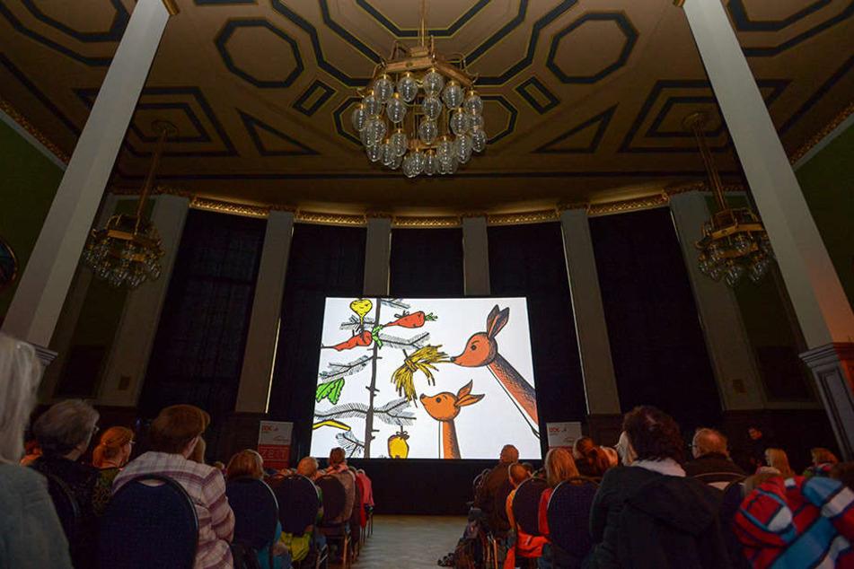 """Mit der Weltpremiere des Doku-Krimis """"Betrug"""" wird am Montag das 60. Internationale Dokumentarfilm-Festival DOK Leipzig eröffnet."""