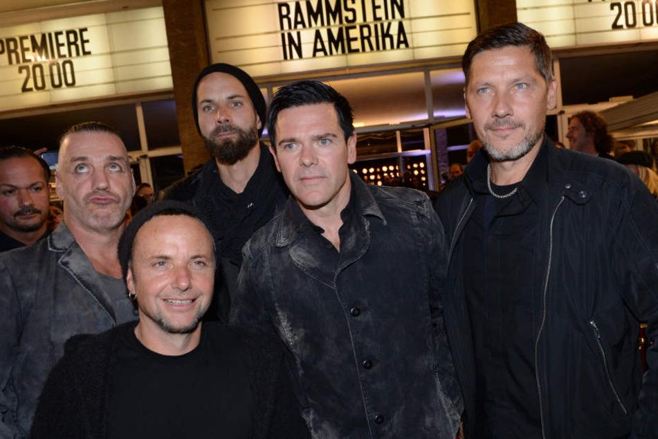 Die Fans von Rammstein sind aus dem Häuschen: Die Rockband geht 2019 wieder auf Tour.