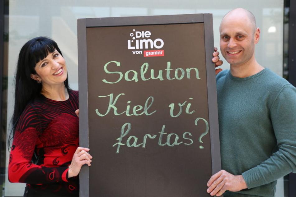 Erstes Internationales Esperanto-Treffen in Sachsen