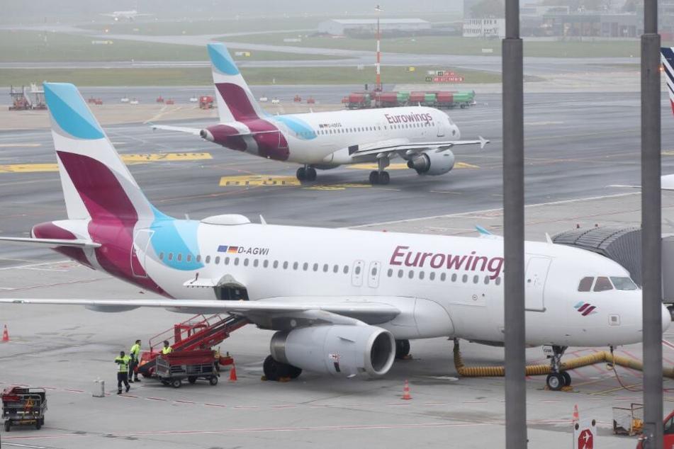 Germanwings-Streik sorgt für zahlreiche Flugausfälle in Hamburg!