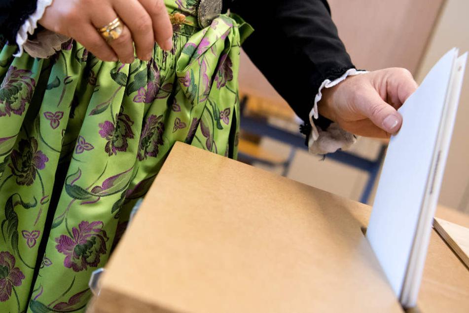 Neuer Landtag in Bayern: Sogar Tote können bei Wahl mitentscheiden