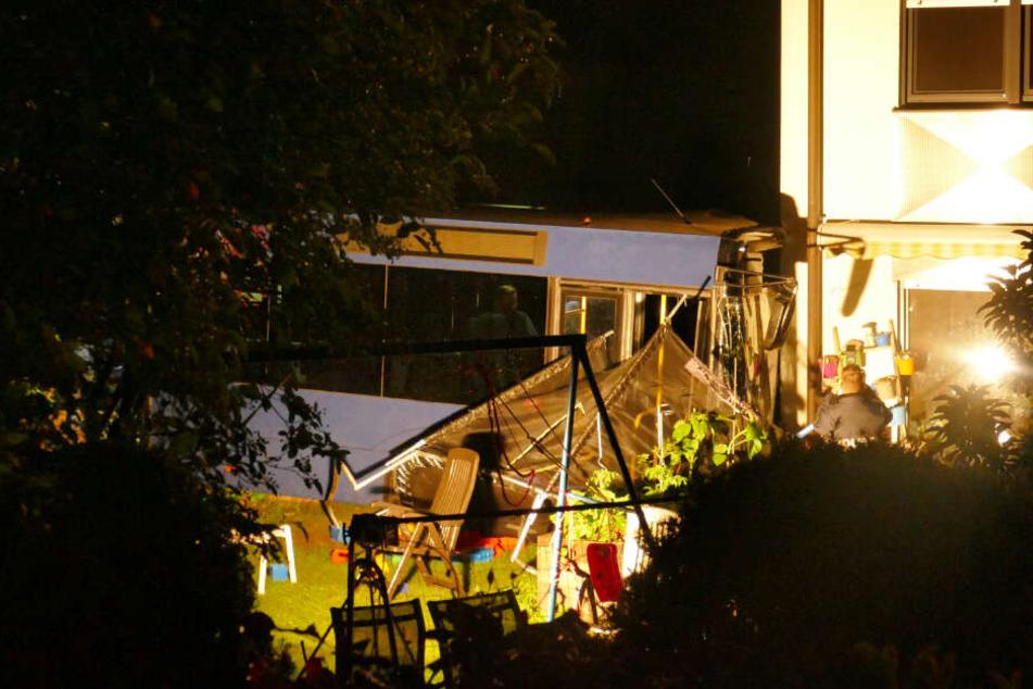 In Fürth ist es am Donnerstagabend zu einem Unfall gekommen.