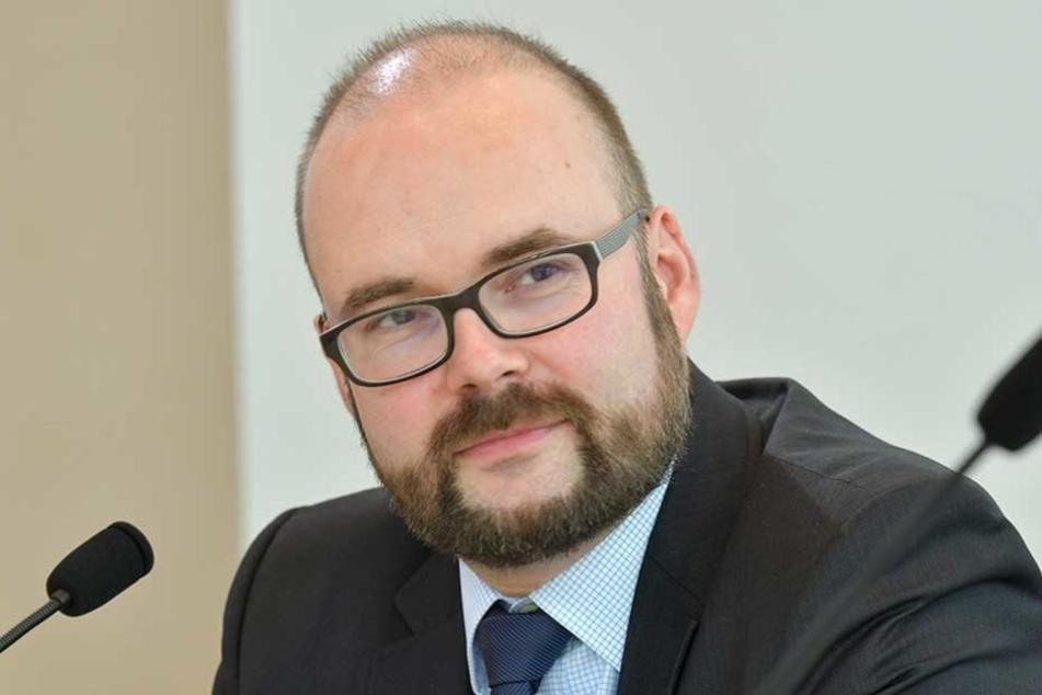 Sachsens Bildungsminister Christian Piwarz (42, CDU).