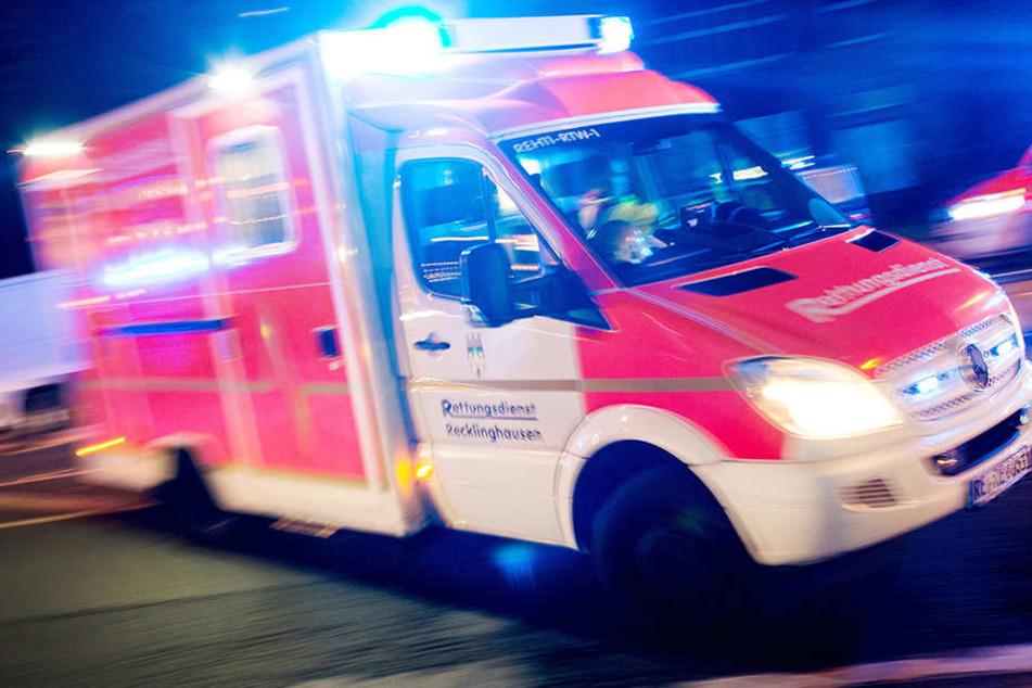 Bei dem Unfall gab es mehrere Schwerverletzte. (Symbolbild)