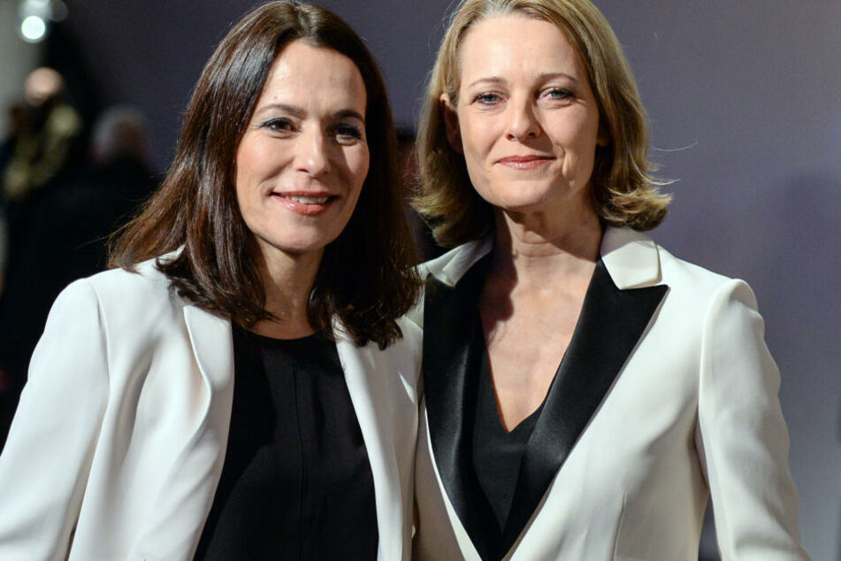 Anne Will und Miriam Meckel