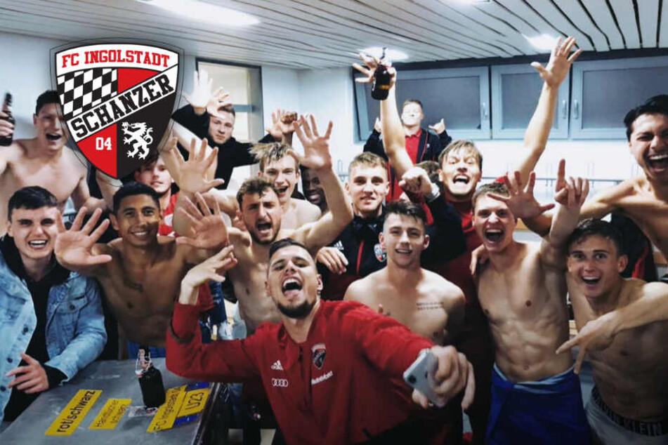 10:0! FC Ingolstadt II stellt mit Kantersieg in Heimstetten Rekord auf