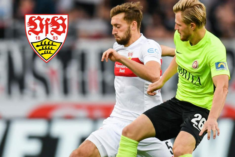 VfB Stuttgart blamiert sich! Erste Saison-Niederlage gegen Wehen Wiesbaden