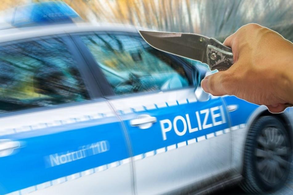 Messer-Angriff: Mann wollte Streit schlichten und wurde selbst zum Opfer!