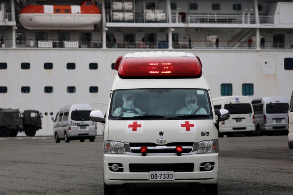 Inzwischen beläuft sich die Zahl der Infizierten auf 285 Menschen.