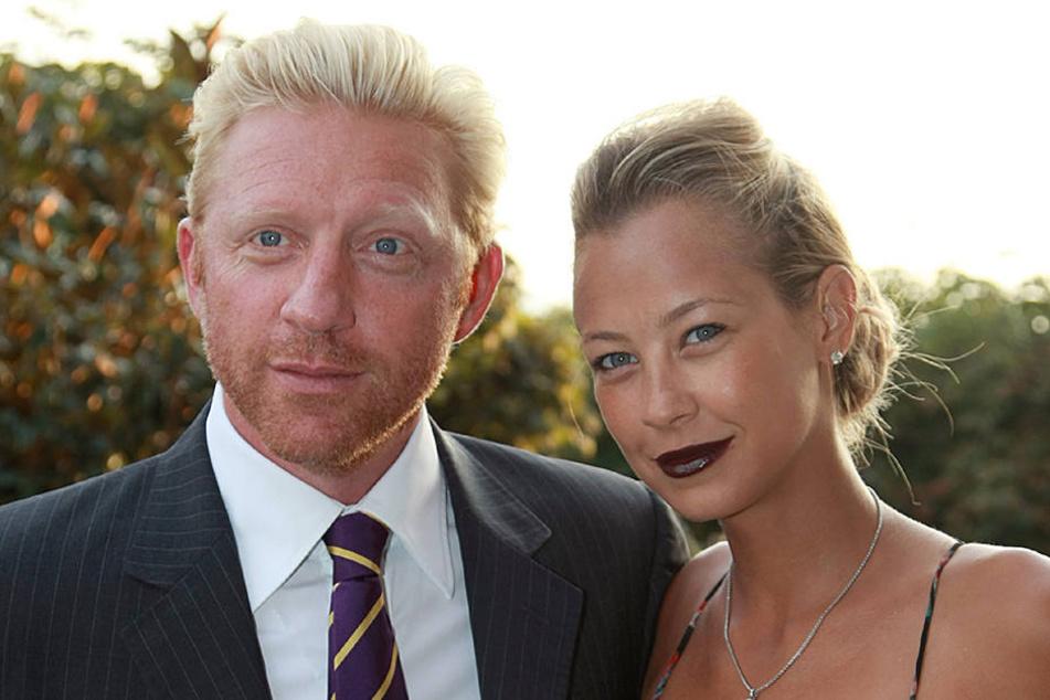 """2008 waren Boris und """"Sandy"""" für kurze Zeit ein Paar und sogar verlobt."""