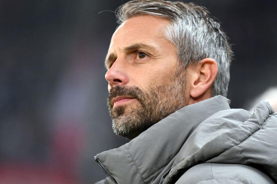 Wird bei der TSG Hoffenheim als Nachfolger von Julian Nagelsmann gehandelt: Salzburg-Coach Marco Rose.