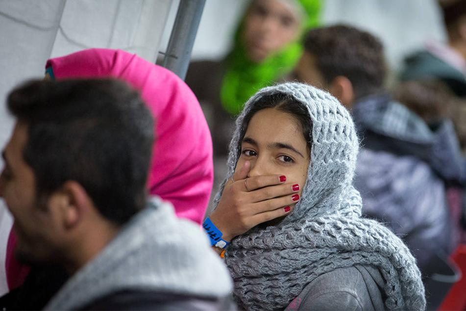 Viele Menschen übernahmen Bürgschaften für Flüchtlinge.