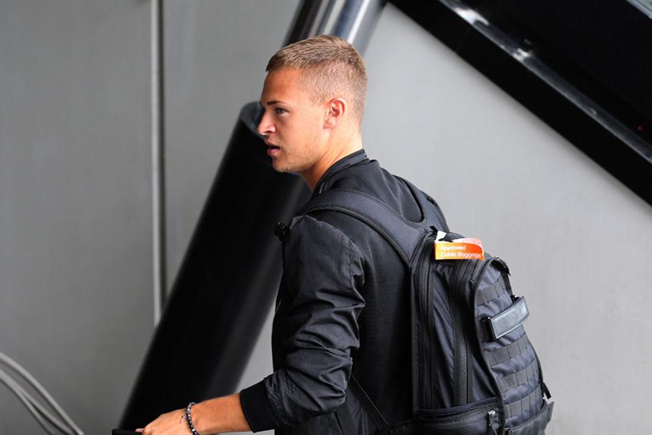 Flucht vor Ancelotti? Wenn es nach Rangnick geht, dürfte Kimmich seine sieben Sachen packen und schon bald nach Leipzig zurückkehren.