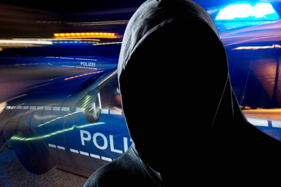 Der Täter wollte zunächst die Handtasche der Frau rauben, sich dann an ihr vergehen. (Symbolbild/Fotomontage)