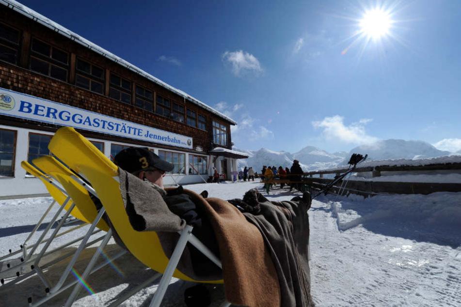 Die zweite Etappe bis zur Bergstation soll nächsten Sommer eröffnet werden.