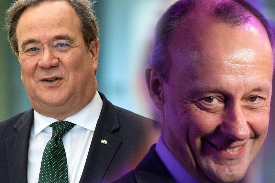 CDU-Vorsitz: Merz prescht vor, Laschet setzt auf abgestimmten Weg