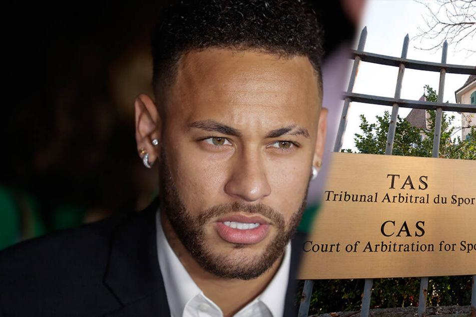 PSG-Hammer! Neymar schaltet nun seine Anwälte ein, Rechtsstreit droht