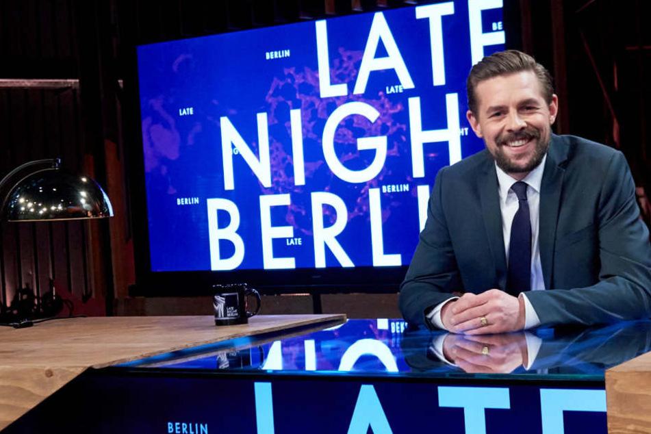 """Mehr Sendungen für Klaas: Zugabe für """"Late Night Berlin"""""""