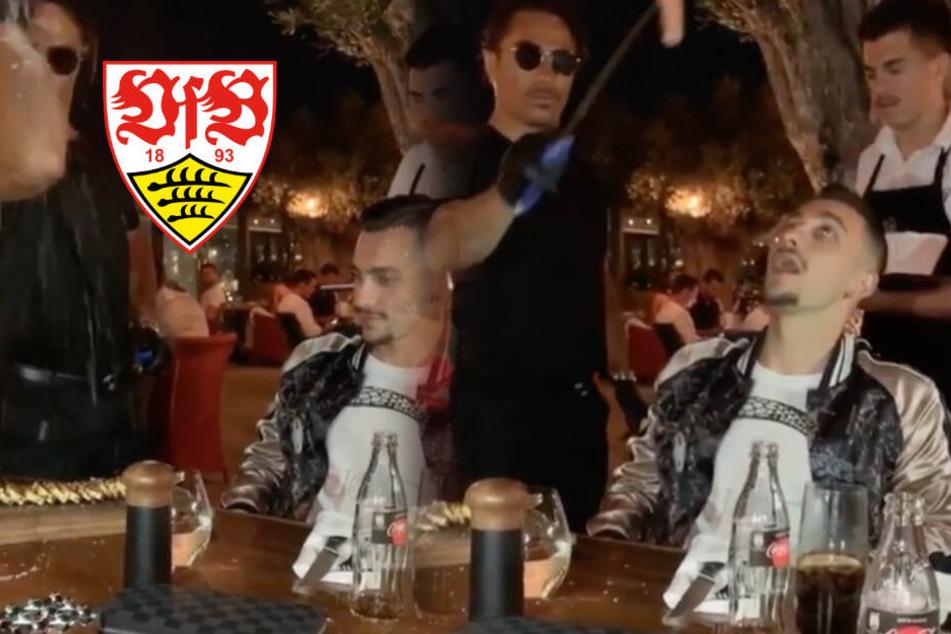 Nach Franck Ribéry: Jetzt erntet Anastasios Donis Shitstorm für Gold-Steak