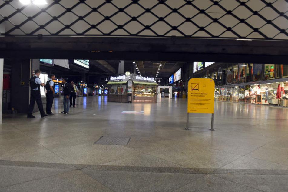 Am Münchner Hauptbahnhof sammelte Anna Leeb (76) Pfand. Das wurde ihr zum Verhängnis.