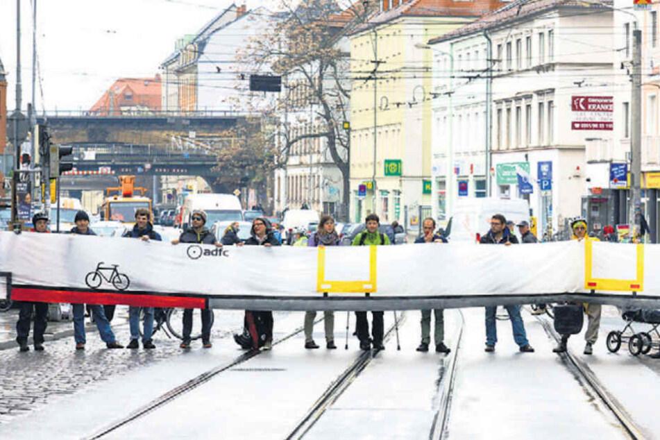 Schon 800 Unterstützer für Neustadt-Radwege