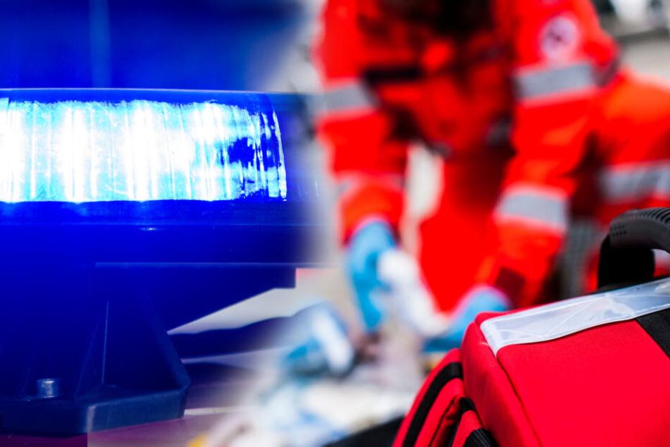 Drama nach Unfall: Mann (64†) begutachtet Blechschaden und stirbt!