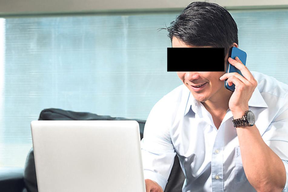 Die Betrüger aus Fernost fragen bei sächsischen Firmen meist via E-Mail für  Geschäfte an, in seltenen Fällen auch telefonisch.
