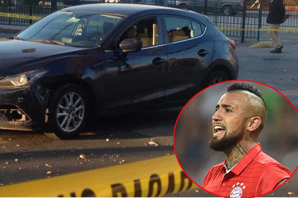 Schwager von Bayern-Profi Vidal auf offener Straße erschossen