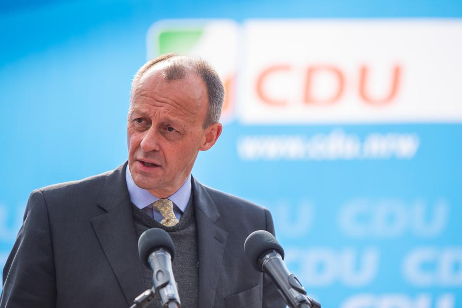 Friedrich Merz (65) appellierte an Armin Laschet (60) und Markus Söder (54), den Streit um die Kanzlerkandidatur in der CDU zu klären.