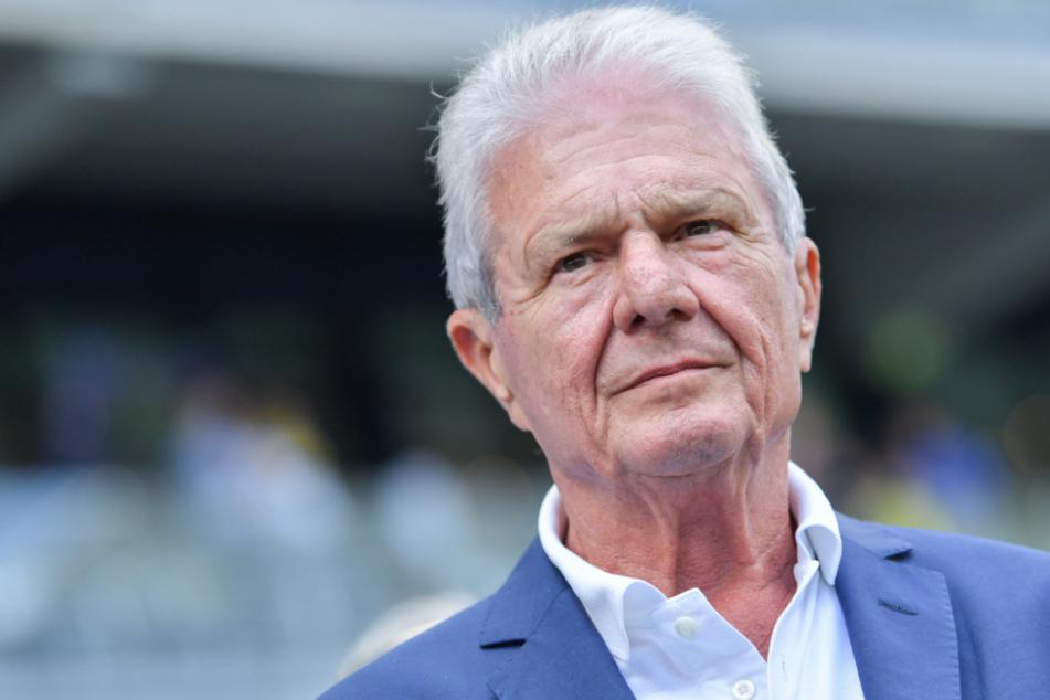 Wird heute 80: Dietmar Hopp.
