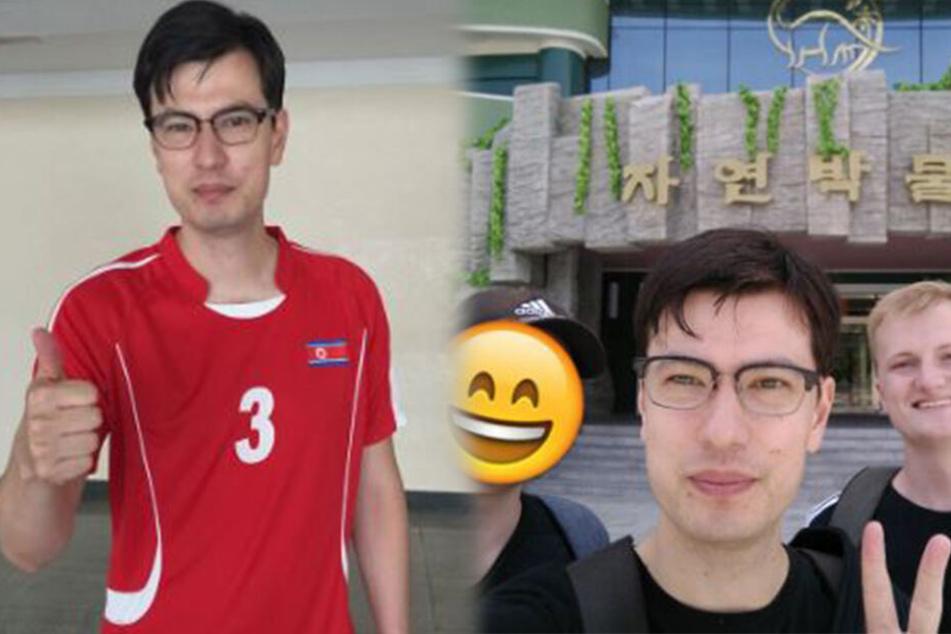 Alek Sigley postete viel in den Sozialen Medien und veröffentlichte Artikel über den Alltag in Nordkorea. Jetzt ist er verschwunden.