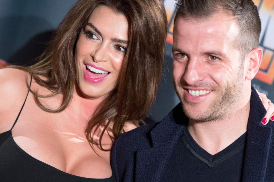 Inzwischen sind Sabia Boulahrouz und Rafael van der Vaart kein Paar mehr.