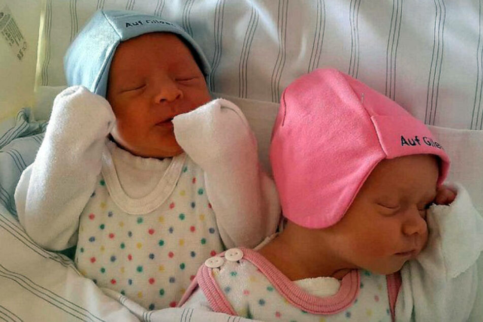 Darum sind diese Zwillinge etwas ganz Besonderes