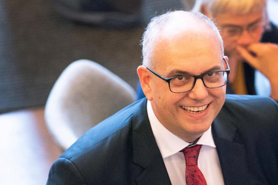 Andreas Bovenschulte wurde zum neuen Bürgermeister von Bremen gewählt.