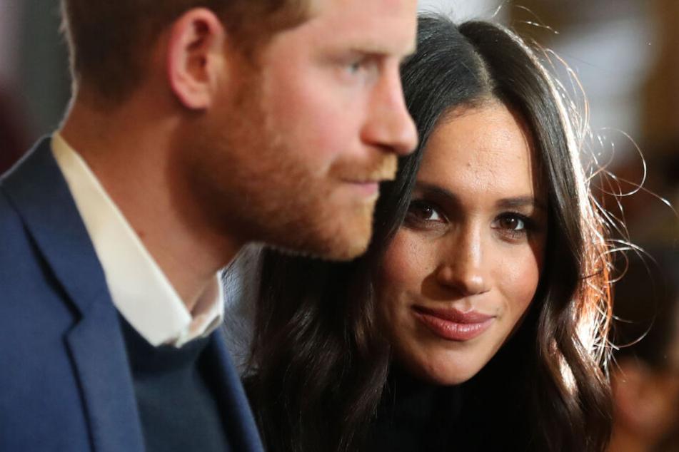 Meghan und Harry blicken positiv in die Zukunft.
