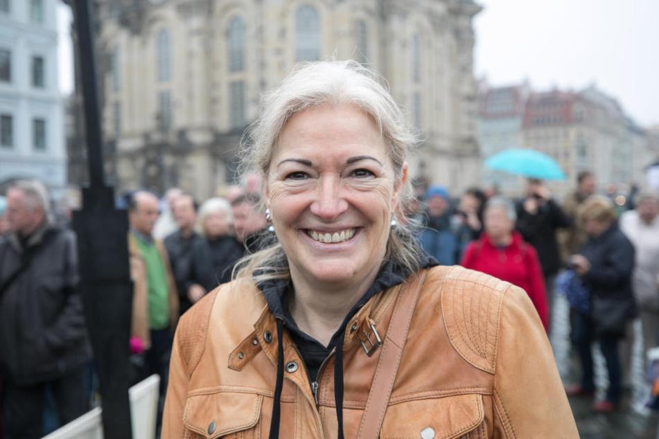Versucht jetzt bei den Freien Wählern ihr Glück: Barbara Lässig (62).